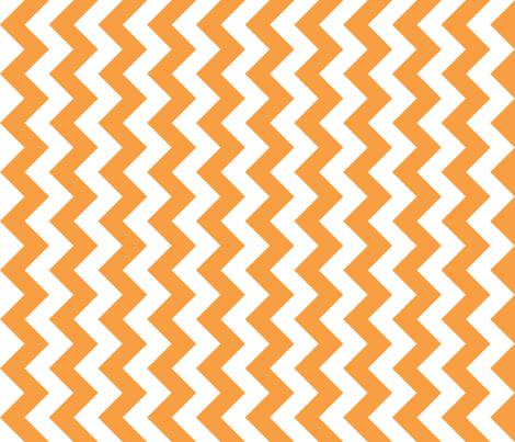 Chevron Railroaded fabric by littlerhodydesign on Spoonflower - custom fabric