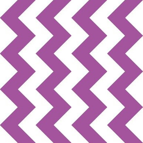 Chevron Railroaded Plum