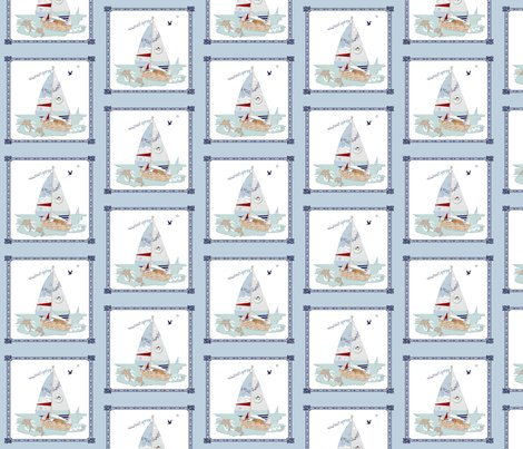 Rrrrj_s_sailboats_and_puppies_blue_and_red_shop_preview