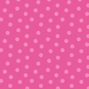 Tonal Mini Dot Bubble Gum