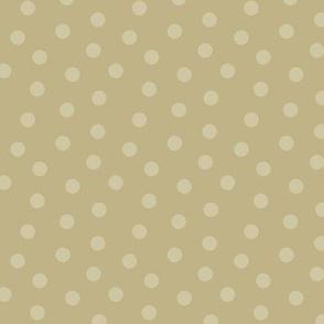 Tonal Mini Dot Khaki