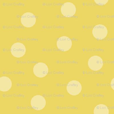 Tonal Mini Dot Sunshine