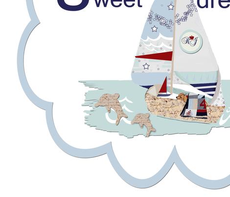 Sweet_Dreams_Decal fabric by karenharveycox on Spoonflower - custom fabric