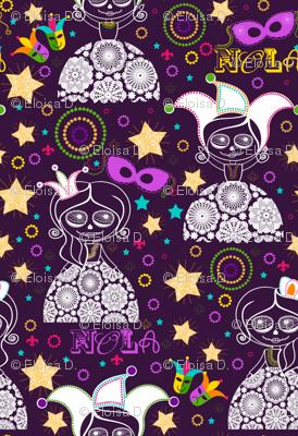 NOLA {Purple}
