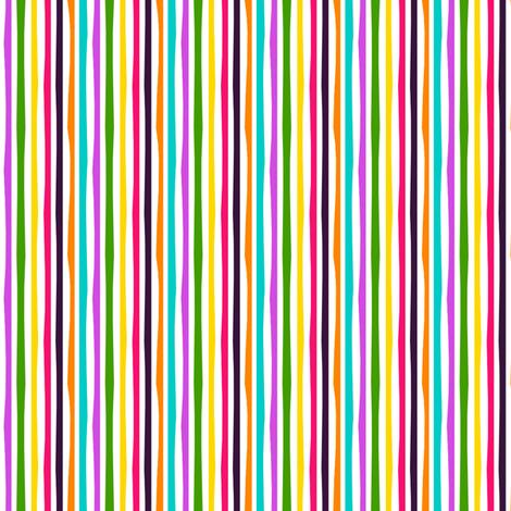 NOLA Stripe fabric by natitys on Spoonflower - custom fabric