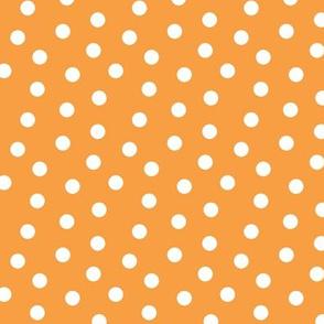 Mini Dot Tangerine