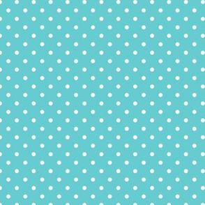 Pin Dot Teal