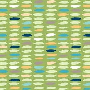Under the Water - discs green