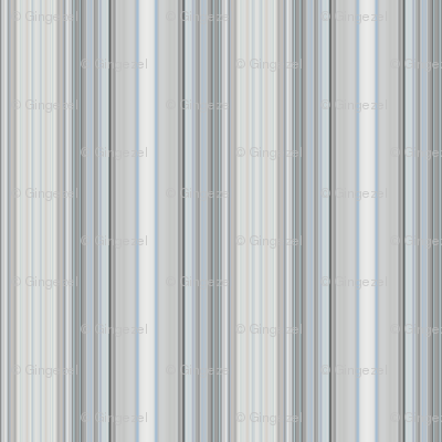 Pale Grey Stripe 2 © Gingezel™ 2013