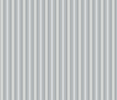 Pale Grey Stripe 2 © Gingezel™ 2013 fabric by gingezel on Spoonflower - custom fabric