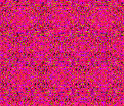 Ripples in Pink fabric by claudiaowen on Spoonflower - custom fabric