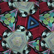 Kaleidoscope-Patch