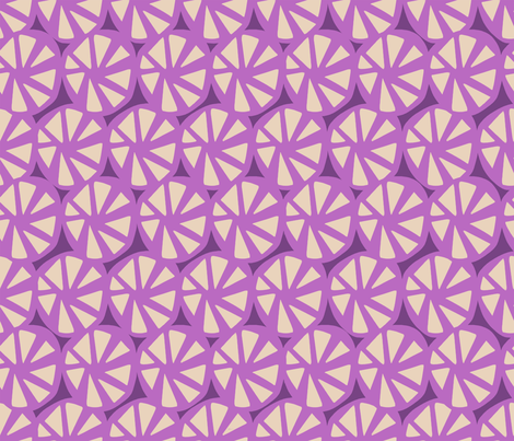 wheels lavender  fabric by chicca_besso on Spoonflower - custom fabric
