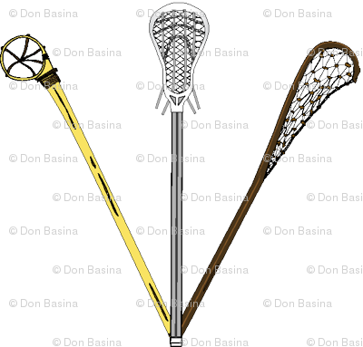 Lacrosse V Sticks