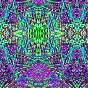 Tribal Print in Purple