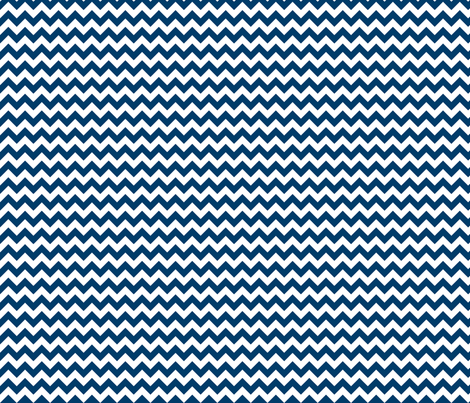 Oh Suzani Neutral Navy Chevron fabric by heather_b_design on Spoonflower - custom fabric
