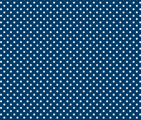 Oh Suzani Neutral Navy Dot fabric by heather_b_design on Spoonflower - custom fabric