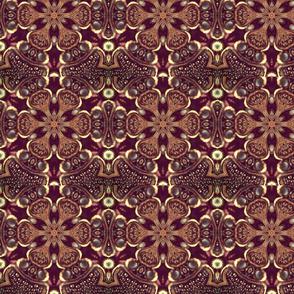 Macro Frame Kaleidoscope