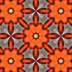 Macro Czech Glass Bead Kaleidoscope