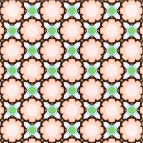 Macro Face Kaleidoscope