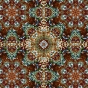 Macro Rock Kaleidoscope