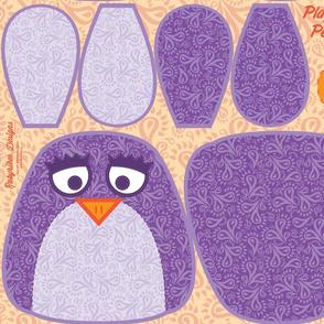 Big Playful Penguins Plushies
