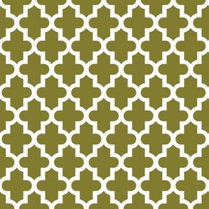 Olive Green Moroccan