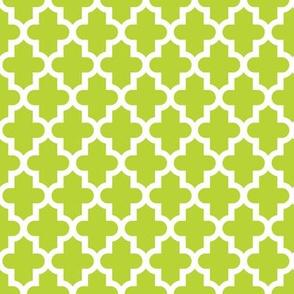 Apple Green Moroccan