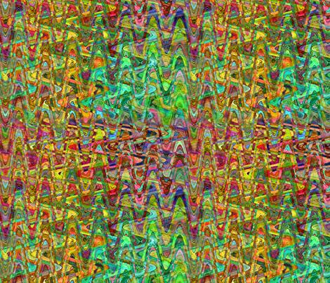 """LAUGH"" fabric by jeanfogelberg on Spoonflower - custom fabric"