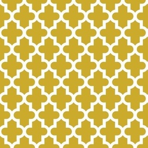Gold Moroccan Wallpaper Sweetzoeshop Spoonflower
