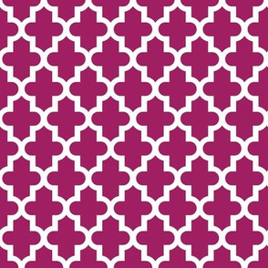 Berry Purple Moroccan