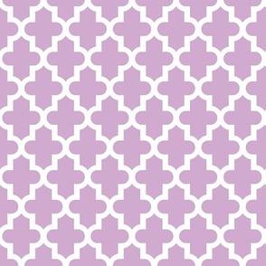 Lilac Purple Moroccan