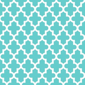 Turquoise Moroccan