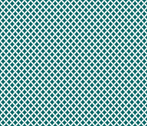 Dark Teal Modern Diamonds fabric by sweetzoeshop on Spoonflower - custom fabric
