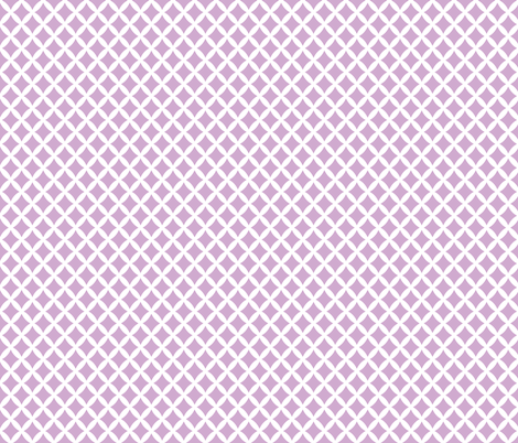 Lilac Purple Modern Diamonds fabric by sweetzoeshop on Spoonflower - custom fabric