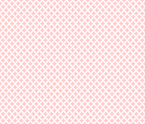 Light Pink Modern Diamonds fabric by sweetzoeshop on Spoonflower - custom fabric