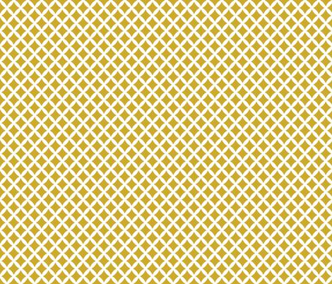 Gold Modern Diamonds fabric by sweetzoeshop on Spoonflower - custom fabric