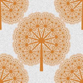 FanLinens - Orange