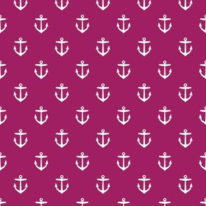 Berry Purple Anchors