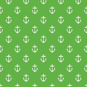 Kelly Green Anchors