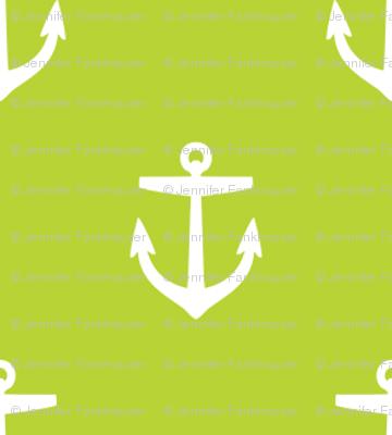 Apple Green Anchors