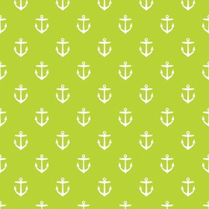 Apple Green Anchors