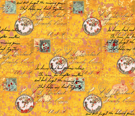 The_LovelyLetters fabric by catail_designs on Spoonflower - custom fabric