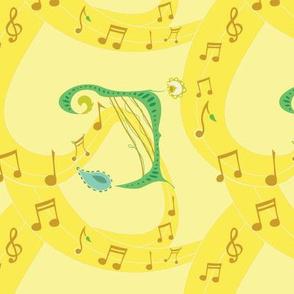 Harp Yellow