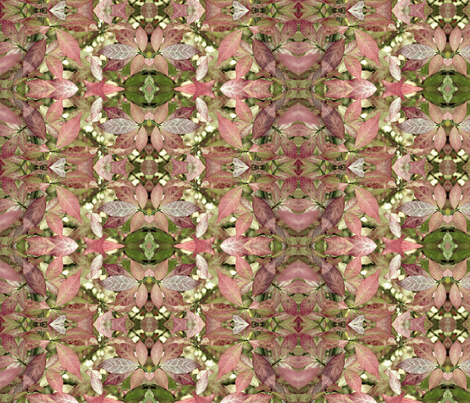 """Burning Bush #2"" fabric by jeanfogelberg on Spoonflower - custom fabric"