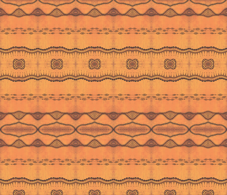 Africa_study_1 fabric by katiame on Spoonflower - custom fabric