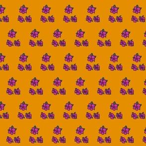 Flower trio 4