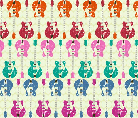 candy rock fabric by scrummy on Spoonflower - custom fabric
