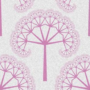 TreeLinens - Pink