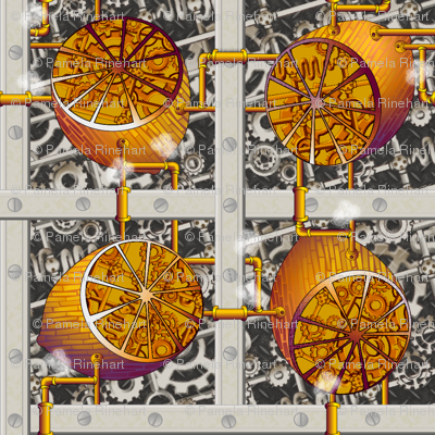 Steampunk Lemons - How Lemonade is Made - Full Steam Ahead